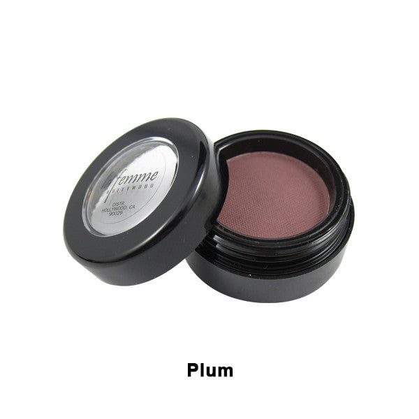 La Femme Cake Eye liner - Plum | Camera Ready Cosmetics - 20
