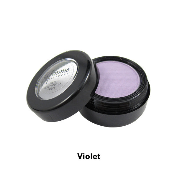 La Femme Cake Eye liner - Violet | Camera Ready Cosmetics - 23
