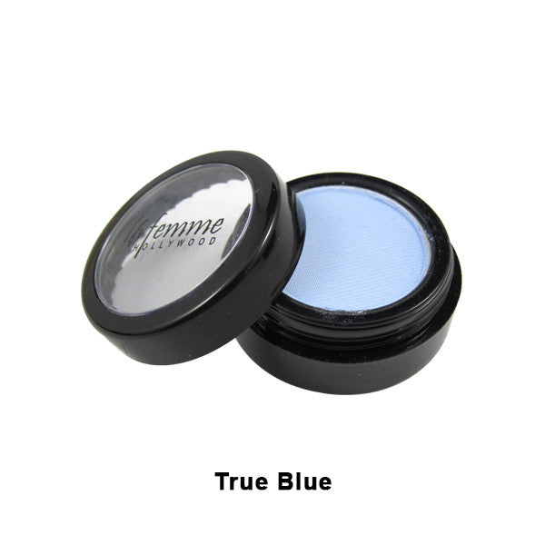 La Femme Cake Eye liner - True Blue | Camera Ready Cosmetics - 21