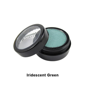 La Femme Cake Eye liner - Iridescent Green | Camera Ready Cosmetics - 15