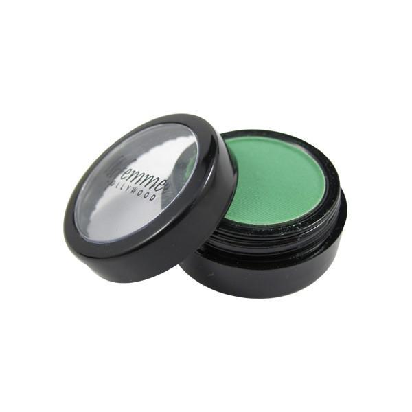 La Femme Cake Eye liner - Green | Camera Ready Cosmetics - 11