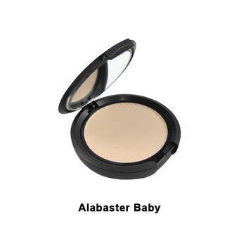 Graftobian Dual-Finish Foundation (full size) - Alasbaster Baby (30202) | Camera Ready Cosmetics - 2