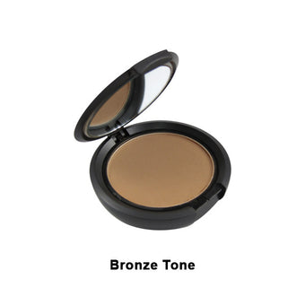 Graftobian Dual-Finish Foundation (full size) - Bronze Tone (30221) | Camera Ready Cosmetics - 4