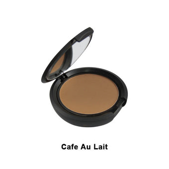 Graftobian Dual-Finish Foundation (full size) - Cafe au Lait (30214) | Camera Ready Cosmetics - 6