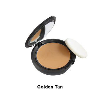 Graftobian Dual-Finish Foundation (full size) - Golden Tan (30212) | Camera Ready Cosmetics - 12