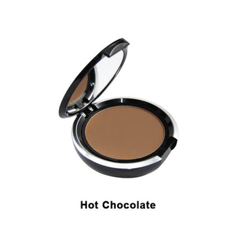 Graftobian Dual-Finish Foundation (full size) - Hot Chocolate (30216) | Camera Ready Cosmetics - 18