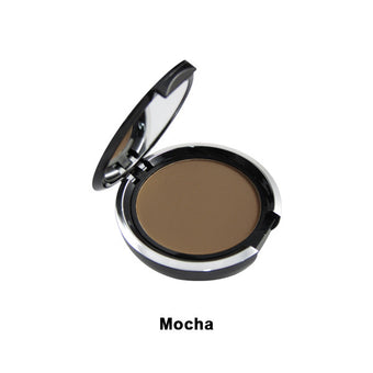 Graftobian Dual-Finish Foundation (full size) - Mocha (30222) | Camera Ready Cosmetics - 20