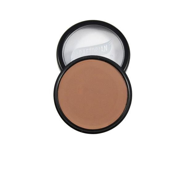 Graftobian Hi-Def Glamour Creme Foundation - Auburn (30345) | Camera Ready Cosmetics - 3