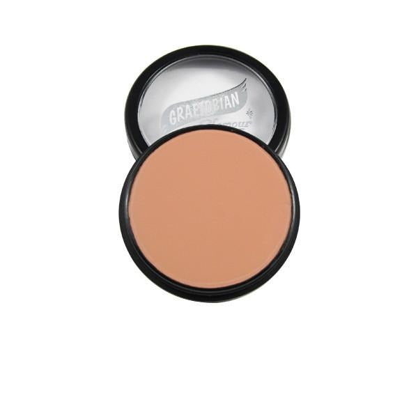 Graftobian Hi-Def Glamour Creme Foundation - Bisque (30341) | Camera Ready Cosmetics - 5