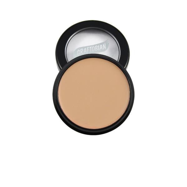 Graftobian Hi-Def Glamour Creme Foundation - Broadway Star (30310) | Camera Ready Cosmetics - 7
