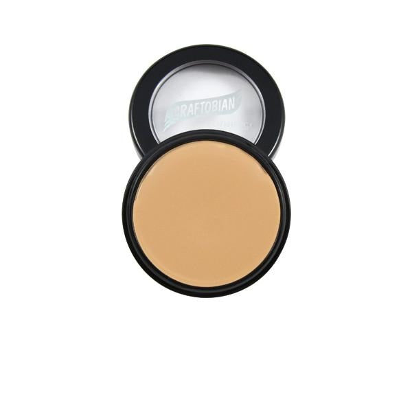 Graftobian Hi-Def Glamour Creme Foundation - Buttermilk (30350) | Camera Ready Cosmetics - 10