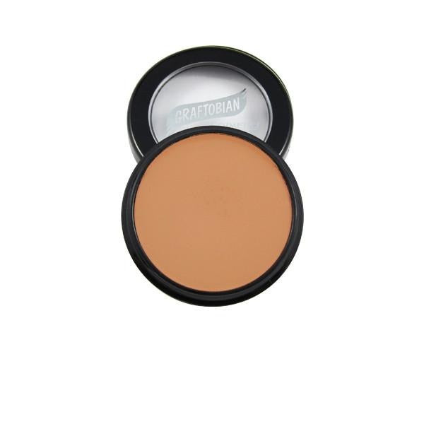 Graftobian Hi-Def Glamour Creme Foundation - Butterscotch (30384) | Camera Ready Cosmetics - 11