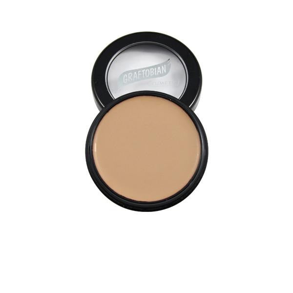 Graftobian Hi-Def Glamour Creme Foundation - Cabaret Kitten (30309) | Camera Ready Cosmetics - 12