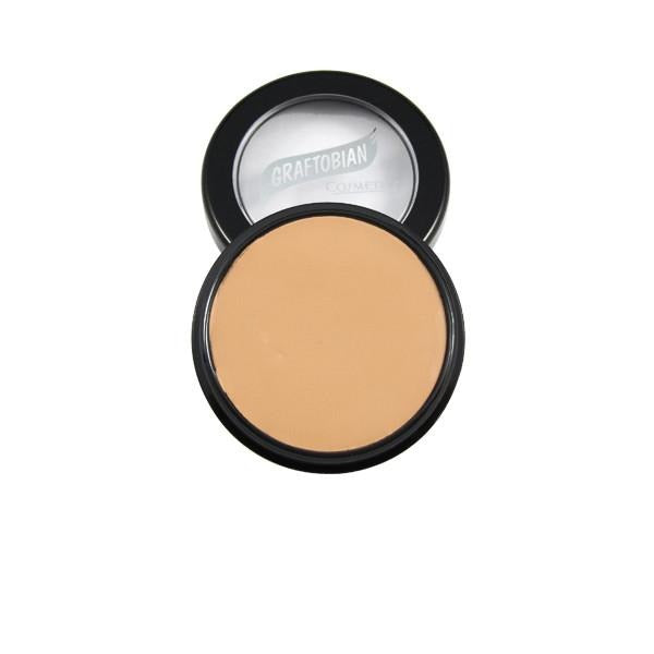 Graftobian Hi-Def Glamour Creme Foundation - Cashmere Beige (30331) | Camera Ready Cosmetics - 14