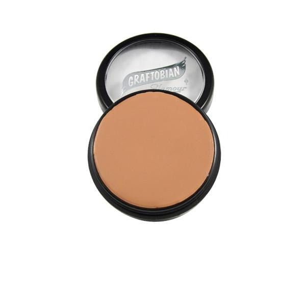 Graftobian Hi-Def Glamour Creme Foundation - Cedar Spice (30385) | Camera Ready Cosmetics - 15