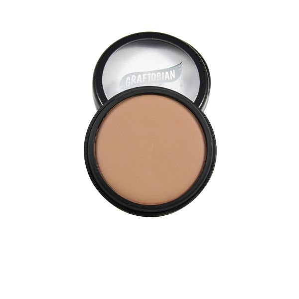Graftobian Hi-Def Glamour Creme Foundation - Ceylon Cinnamon (30334) | Camera Ready Cosmetics - 16