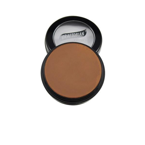 Graftobian Hi-Def Glamour Creme Foundation - Chestnut (30362) | Camera Ready Cosmetics - 17