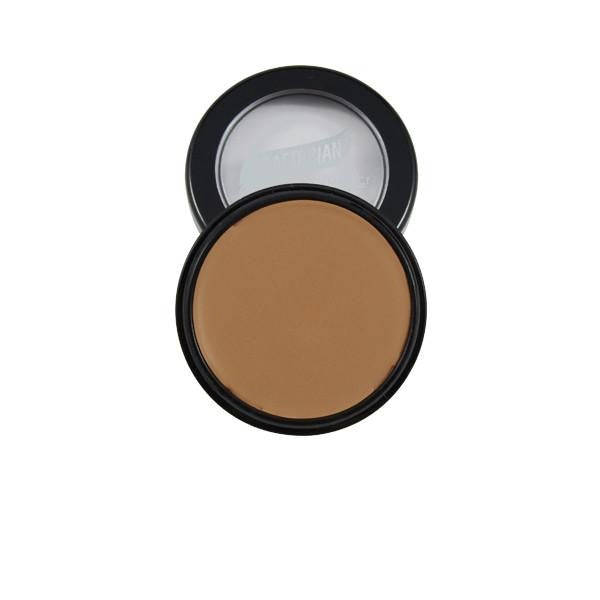 Graftobian Hi-Def Glamour Creme Foundation - Deep Xanthe (30353) | Camera Ready Cosmetics - 18