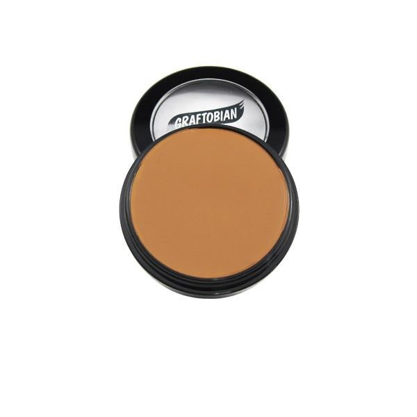 Graftobian Hi-Def Glamour Creme Foundation - Ginger (30360) | Camera Ready Cosmetics - 24