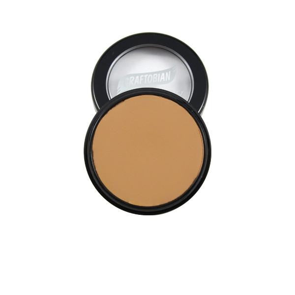 Graftobian Hi-Def Glamour Creme Foundation - Golden Sunset (30352) | Camera Ready Cosmetics - 26