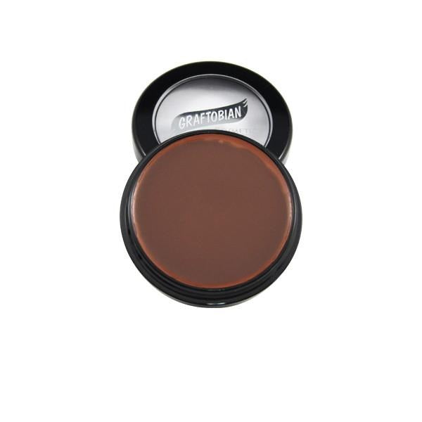 Graftobian Hi-Def Glamour Creme Foundation - Hazelnut (30366) | Camera Ready Cosmetics - 28