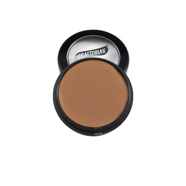 Graftobian Hi-Def Glamour Creme Foundation - Pecan (30361) | Camera Ready Cosmetics - 40