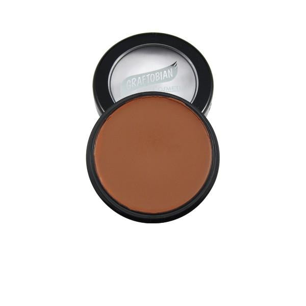 Graftobian Hi-Def Glamour Creme Foundation - Sable (30363) | Camera Ready Cosmetics - 44