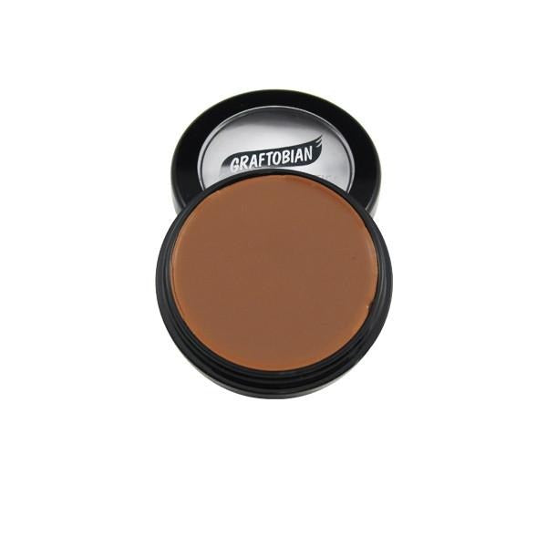 Graftobian Hi-Def Glamour Creme Foundation - Warm Umber (30364) | Camera Ready Cosmetics - 58