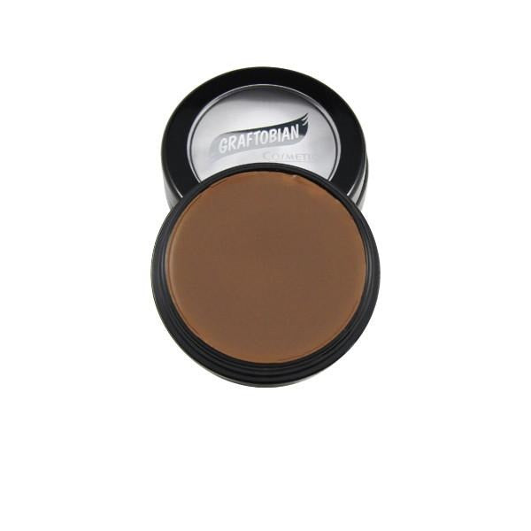Graftobian Hi-Def Glamour Creme Foundation - Sienna (30365) | Camera Ready Cosmetics - 49