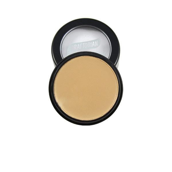 Graftobian Hi-Def Glamour Creme Foundation - Sunlit Linen (30382) | Camera Ready Cosmetics - 53