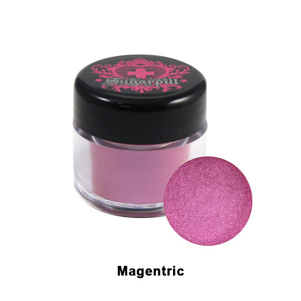 Sugarpill ChromaLust Loose Eyeshadow - Magentric (Limited Quantity) | Camera Ready Cosmetics - 19
