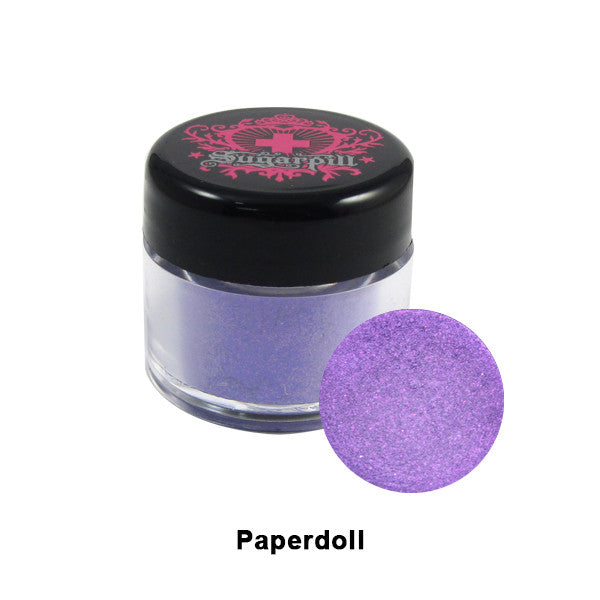 Sugarpill ChromaLust Loose Eyeshadow - Paperdoll | Camera Ready Cosmetics - 22
