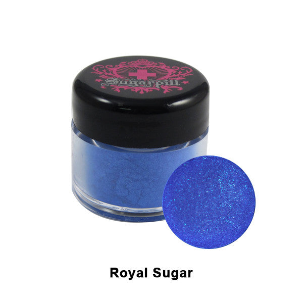 Sugarpill ChromaLust Loose Eyeshadow - Royal Sugar | Camera Ready Cosmetics - 24