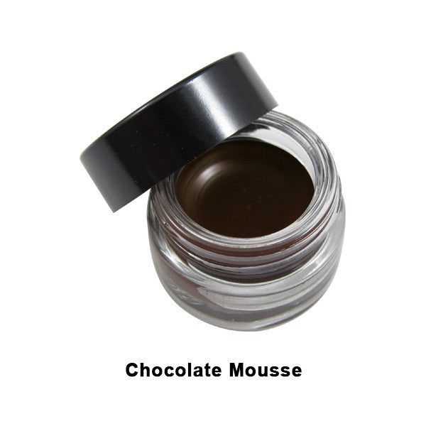 Camera Ready Gel Eye Liner - Chocolate Mousse | Camera Ready Cosmetics - 6