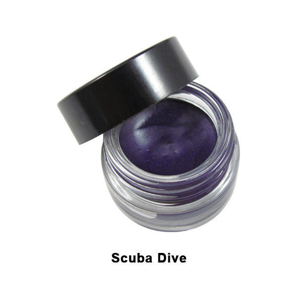 Camera Ready Gel Eye Liner - Scuba Dive | Camera Ready Cosmetics - 13