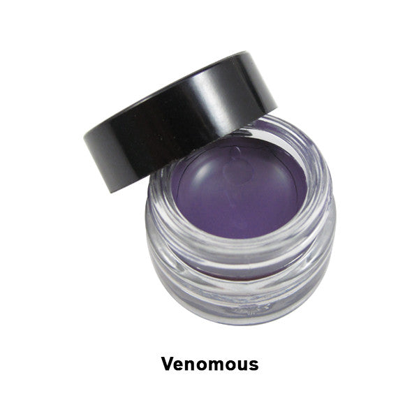 Camera Ready Gel Eye Liner - Venomous | Camera Ready Cosmetics - 16