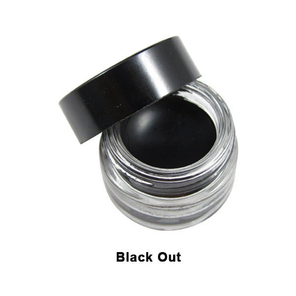 Camera Ready Gel Eye Liner - Black Out | Camera Ready Cosmetics - 4