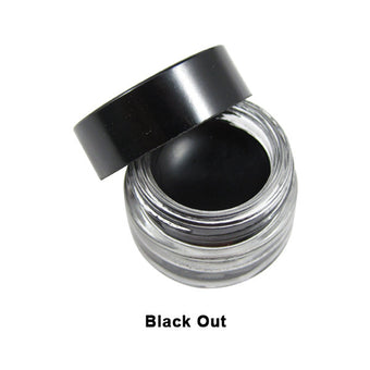alt Camera Ready Gel Eye Liner Black Out - CRC Gel Eyeliner