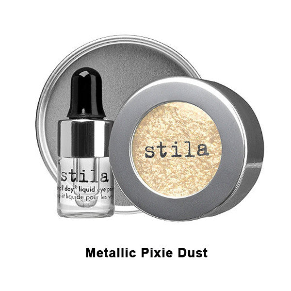 Stila Magnificent Metals Foil Finish Eye Shadow - Metallic Pixie Dust (LIMITED AVAILABILITY) | Camera Ready Cosmetics - 17