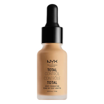 alt NYX Total Control Drop Foundation True Beige-TCDF08