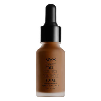 alt NYX Total Control Drop Foundation Chestnut-TCDF23