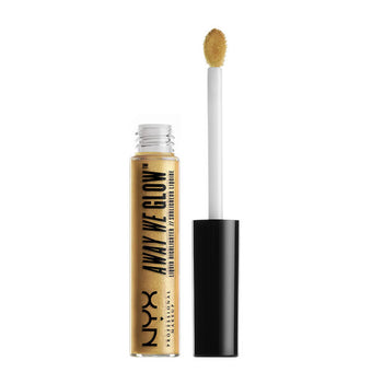 alt NYX Away We Glow Liquid Highlighter Golden Hour–AWG03