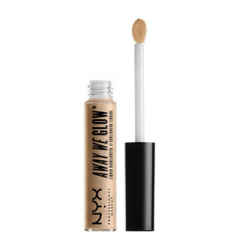 alt NYX Away We Glow Liquid Highlighter Daytime Halo–AWG06