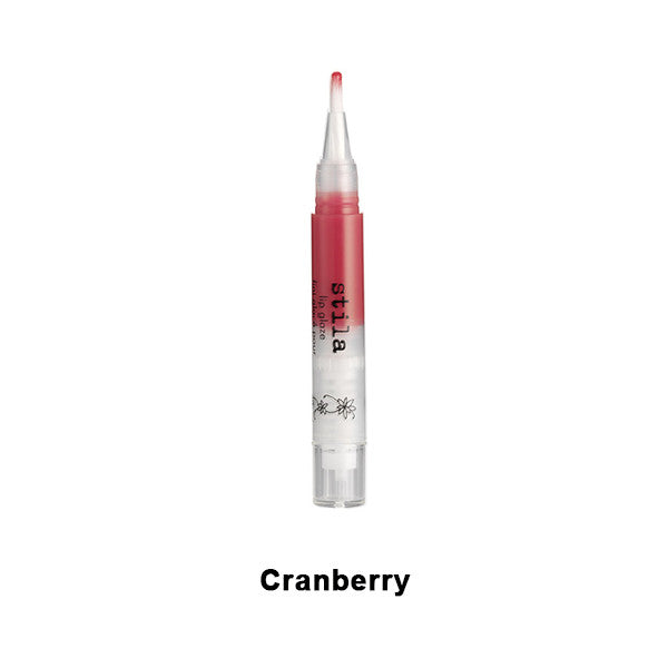 Stila Lip Glaze - Cranberry | Camera Ready Cosmetics - 9