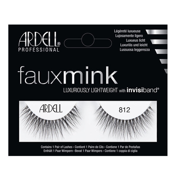 Ardell Faux Minx 812 (66311)  | Camera Ready Cosmetics