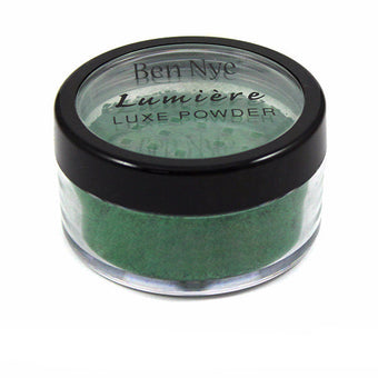 alt Ben Nye Luxe Powder Mermaid Green (LX-9)