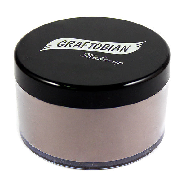 Graftobian Luxe Cashmere HD Setting Powder - Chocolate Mousse (30034) | Camera Ready Cosmetics - 4