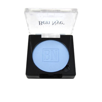 alt Ben Nye Pressed Eye Shadow (Full Size) Cinderella Blue (ES-93)