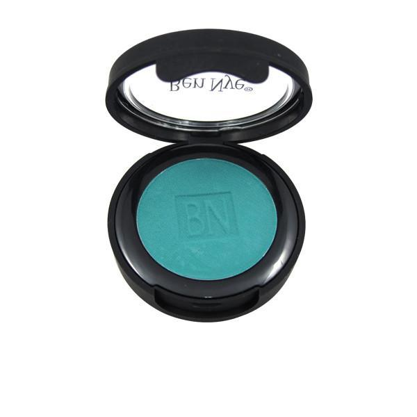 Ben Nye Pressed Eye Shadow (Full Size) - Turquoise (ES-71) | Camera Ready Cosmetics - 41