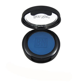 alt Ben Nye Pressed Eye Shadow (Full Size) Twilight Blue (ES-86)